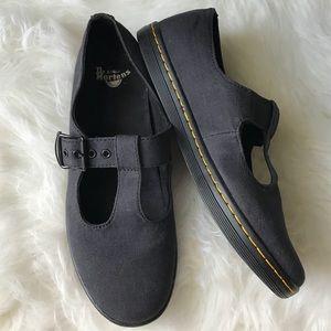 Dr. Martens woolwich canvas sandals Sz 10
